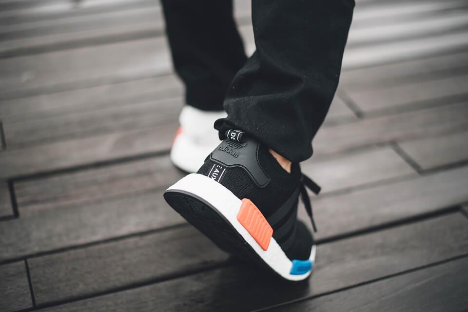 Buty z kolekcji ZX Flux Adidas