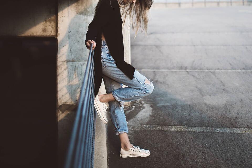 Jakie buty Converse dla kobiet?
